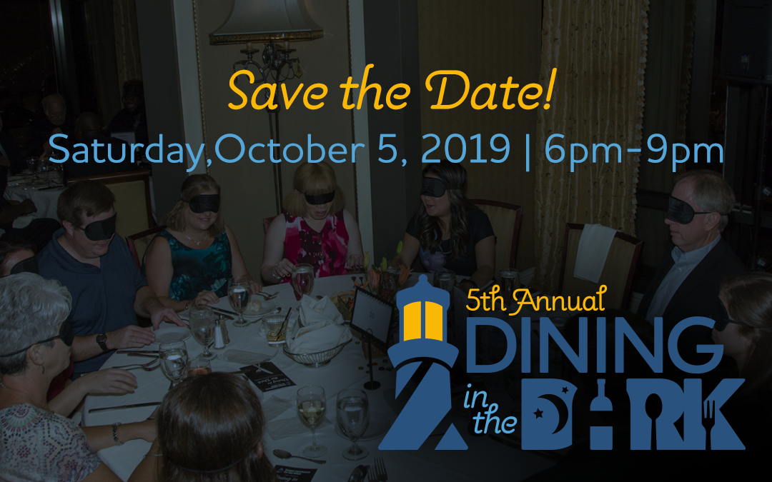 Join Us for Dining in the Dark on October 5th