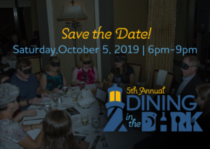 dining in the dark event save the date image