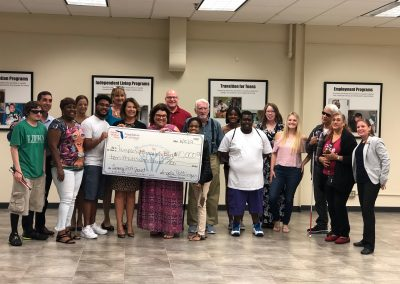 Florida Medical Clinic Foundation of Caring Awards Lighthouse $10,000 Grant